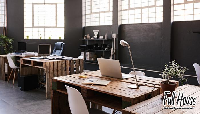 การจัดห้องทำงานและห้องเรียนในบ้าน