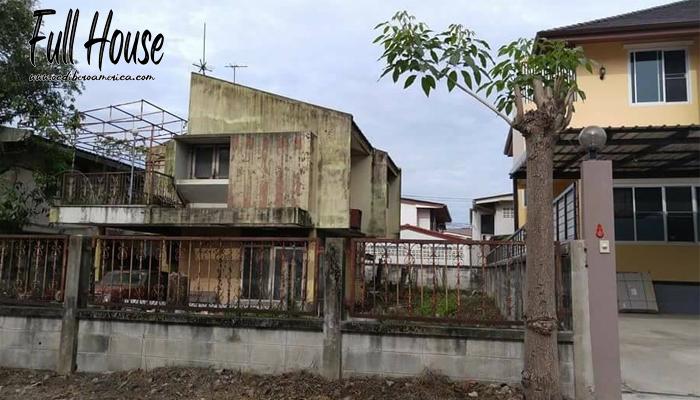 การแก้ไขบ้านร้างที่อยู่ใกล้ ๆ ด้วยการปรับให้ดีขึ้นตามศาสตร์ฮวงจุ้ย