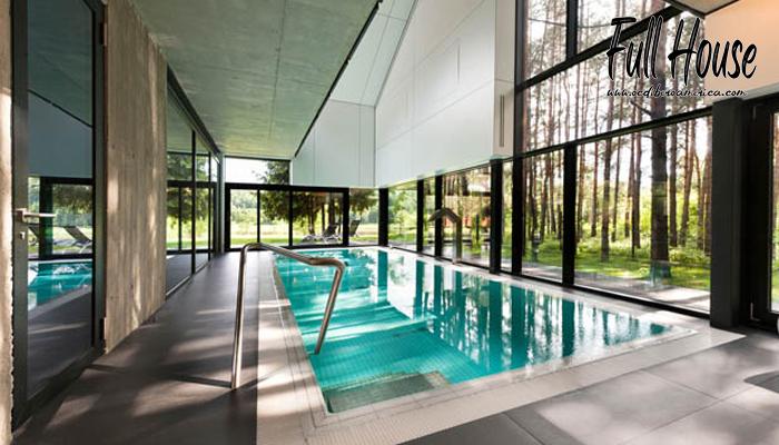 สร้างสระว่ายน้ำเพื่อฮวงจุ้ยที่ดี