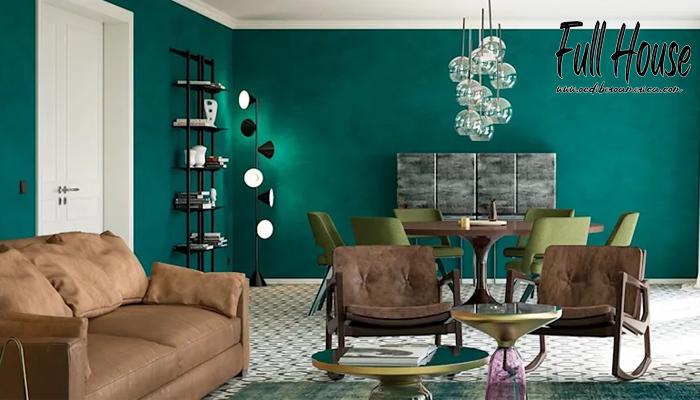 ห้องนั่งเล่น ควรทาสีใดเพื่อสร้างความผ่อนคลายตามฮวงจุ้ยบ้าน