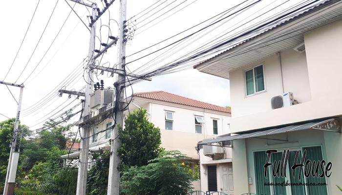 หม้อแปลงไฟฟ้าหน้าบ้าน ส่งผลต่อการจัดบ้านตามหลักฮวงจุ้ยอย่างไร
