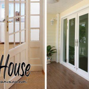 การเลือกใช้ประตูหน้าต่างในการตกแต่งบ้าน เพื่อเปิดรับทรัพย์ตามหลักฮวงจุ้ยที่ดี